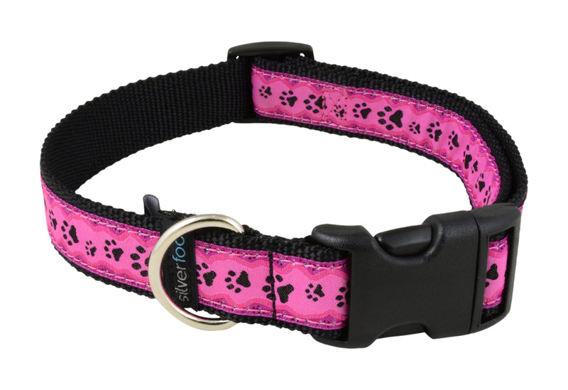 Dog Clip Collar - Feeling Good Pink