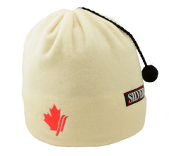 Fleece Hat - Back Logo