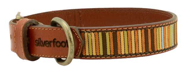 "black leather collar, brown leather collars, black leather, brown leather, 100% cow hide, full hide, high quality leather, 1"" wide, unique patterns, brilliant designs, bright patterns, first nation inspired"