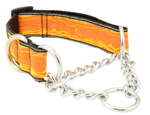 "Dog Training Collars Classic Large 1.25"" Width"