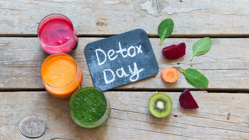 Juice Detox - The Best Way to Get Rid of All the Toxins in Your Body