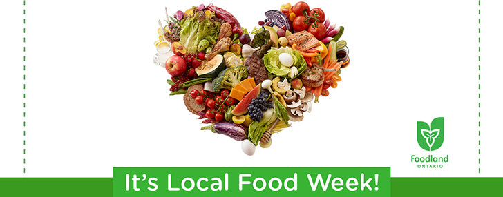 Happy Local Food Week Ontario!