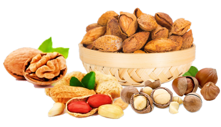 Healthy polyunsaturated fats - Nuts