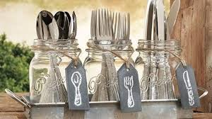 reuse jars in the kitchen