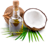 Saturated Fats - Coconut oil and Palm oil