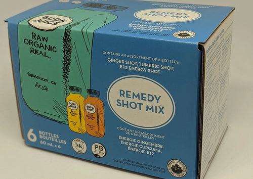 6-Pack: Remedy Shot Mix