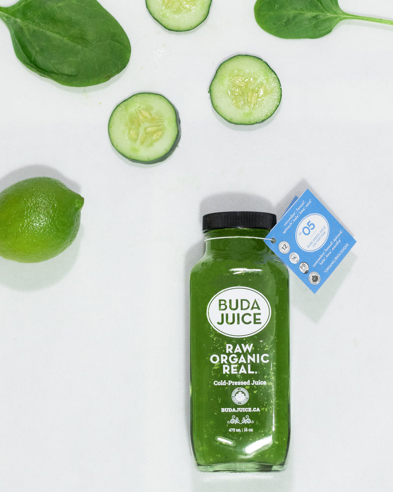 2-Pack: Pure Green Juice