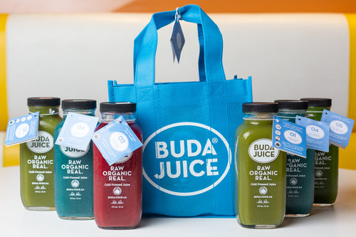 Buda Cleanse (now with celery!)