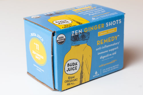 6-Pack: Ginger Shot