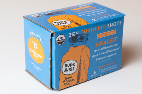 6-Pack: Turmeric Shot