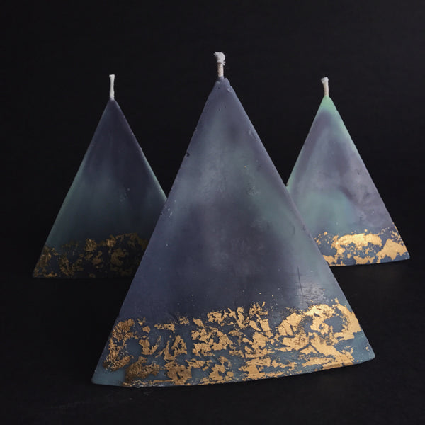 Wasted Effort: Pyramid Treasure Candles