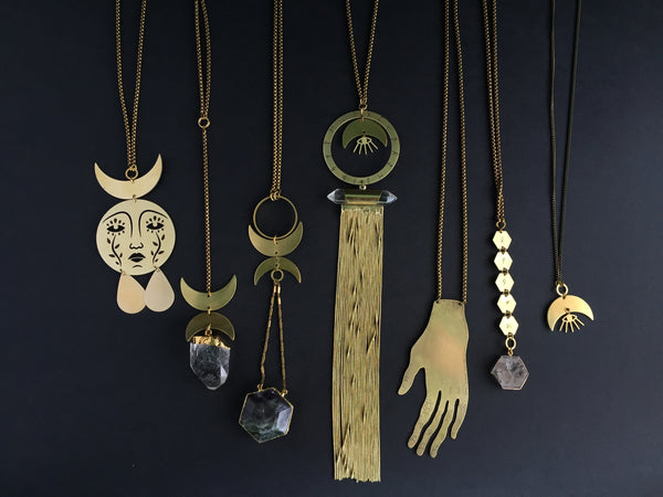 New While Odin Sleeps Jewelry!