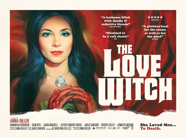 The Love Witch: Movie Review