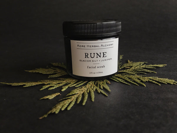 Shop Portland Local Altar PDX Kore Herbal Alchemy Apothecary Handmade Independent Goods Face Scrub Face Mask Spray Body Scrub Balm