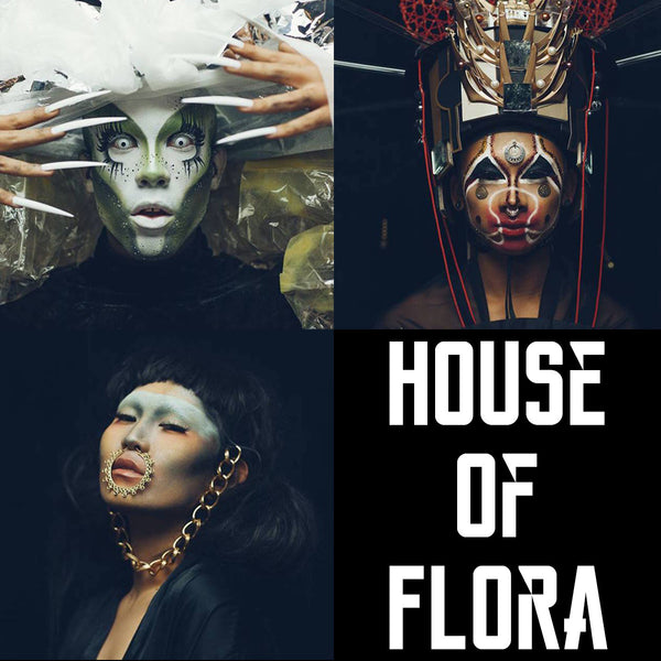 Portland Local Drag Performance Avant Garde Art Company House of Flora Lingerie Show