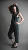 Deep Moss Houseline Jumpsuit
