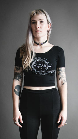 Soothsayer Crop Top