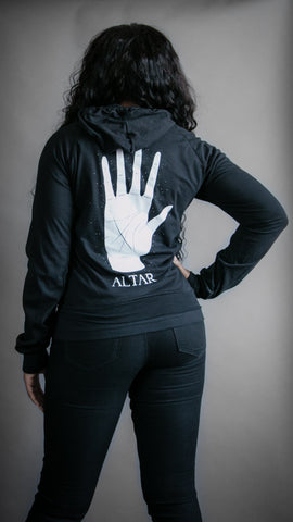 Solitary Hand Hoodie