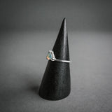 The BEA Line, Trillium Cut Opal and Sterling Silver Ring