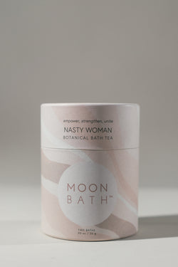 Nasty Woman Botanical Bath Tea