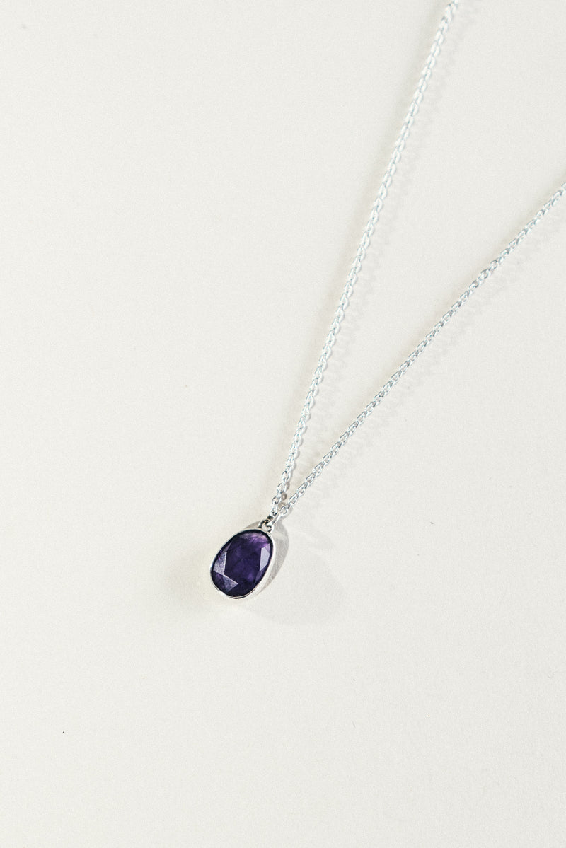 Amethyst Astral Necklace