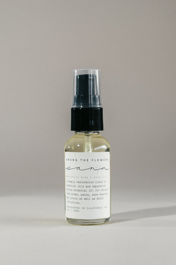 Meditative Bath & Body Oil