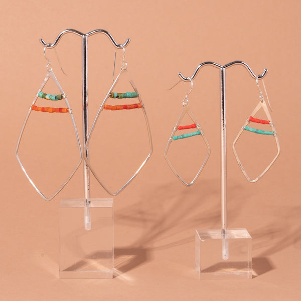 Warrior Woman Earrings