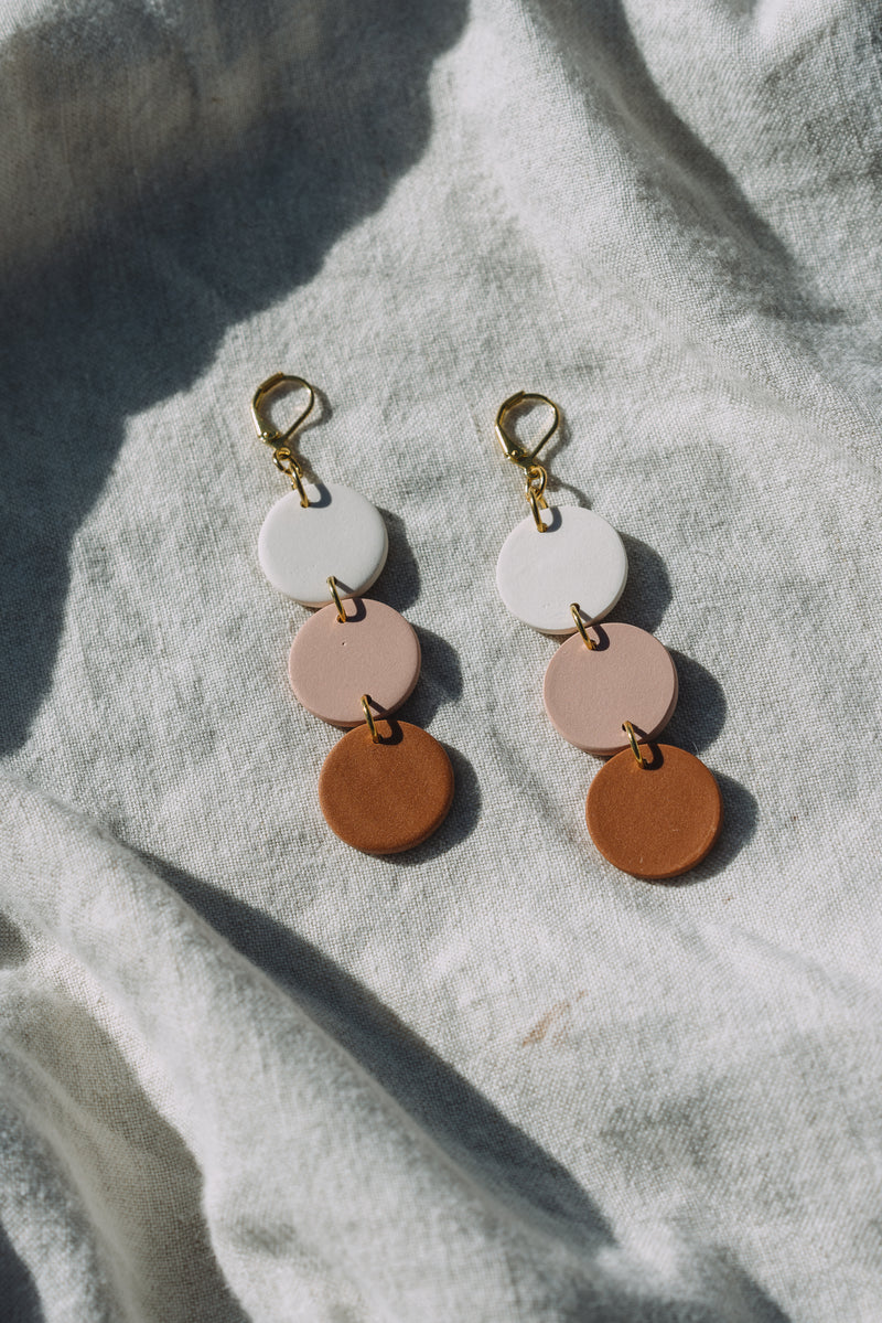 Kiki Earrings in Warm
