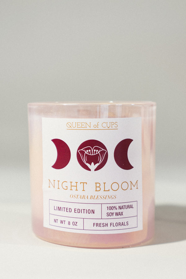 Night Bloom Candle- Fresh Florals