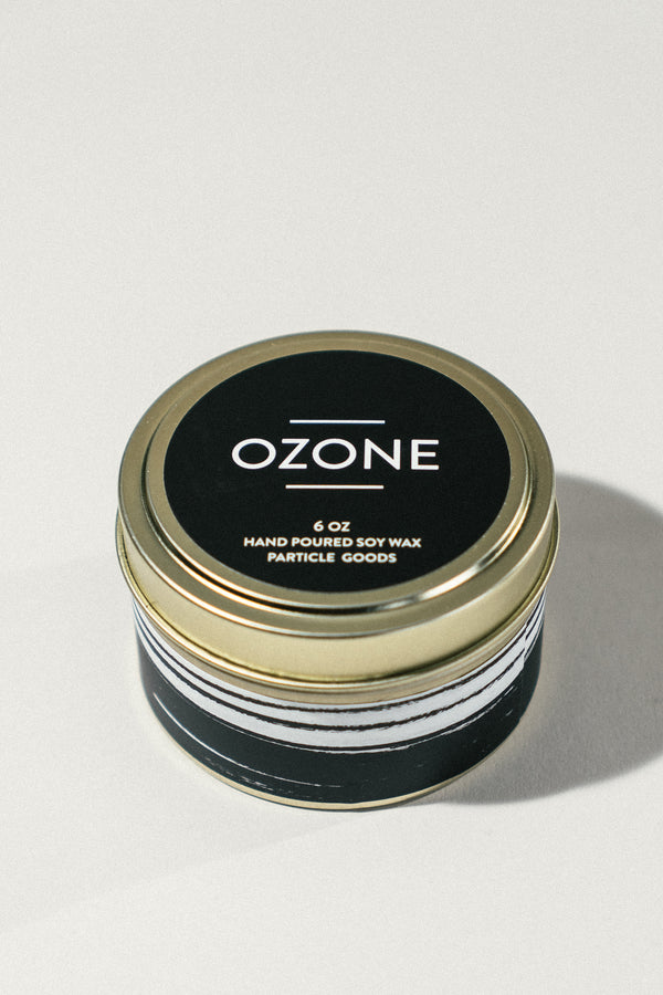 Ozone Soy Wax Candle
