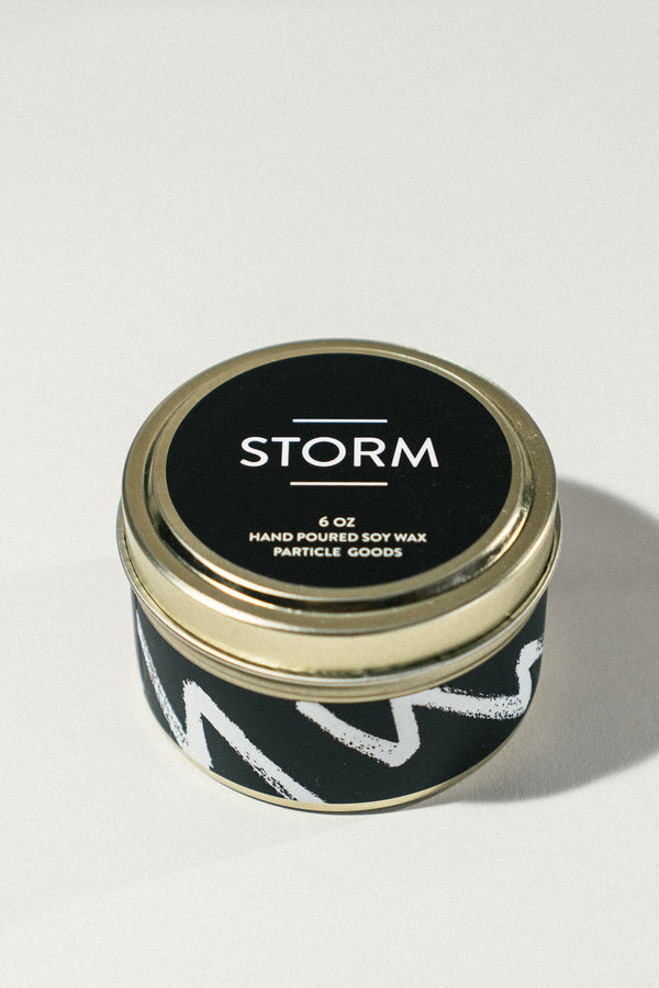 Particle Goods Candle - Storm