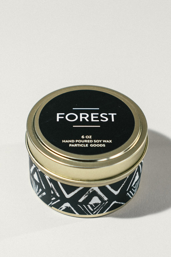 Forest Soy Wax Candle