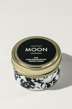 Moon Soy Wax Candle