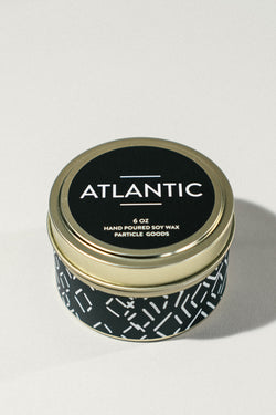 Atlantic Soy Wax Candle
