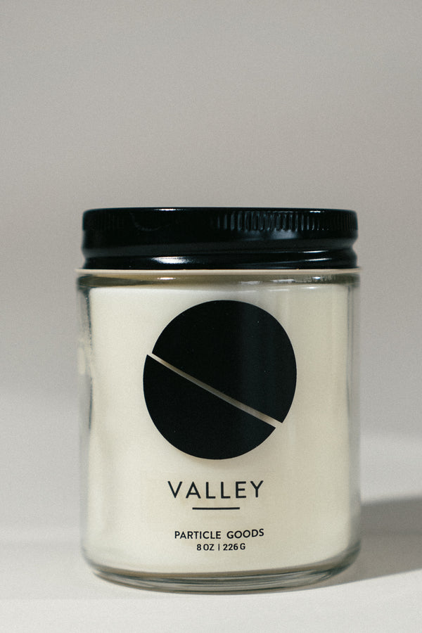 Particle Goods Candle - Valley
