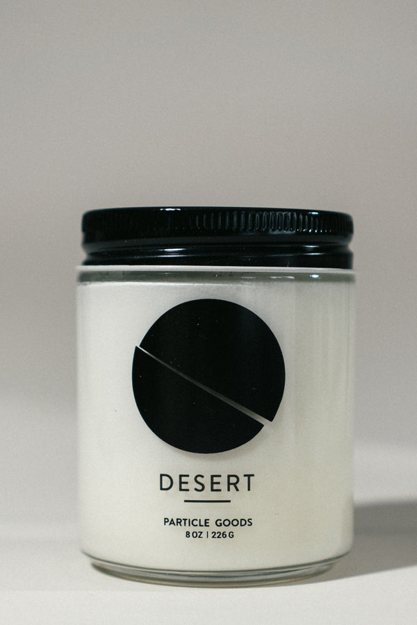 Desert Soy Wax Candle