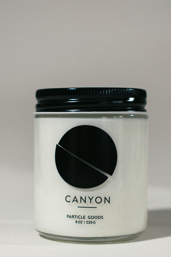 Canyon Soy Wax Candle