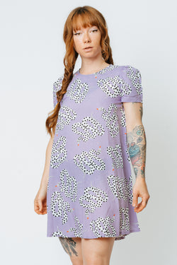 Molly Micotti Snake Dress