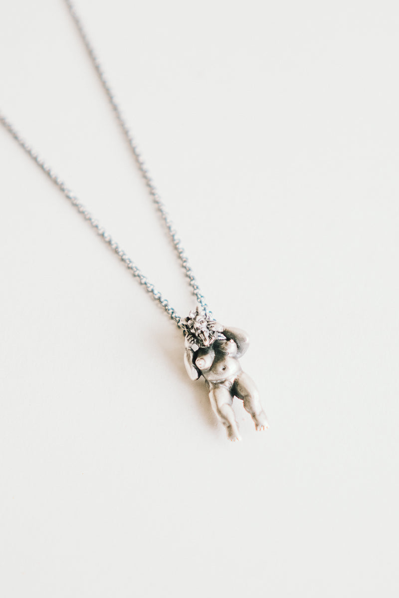 Masked Nudie Necklace