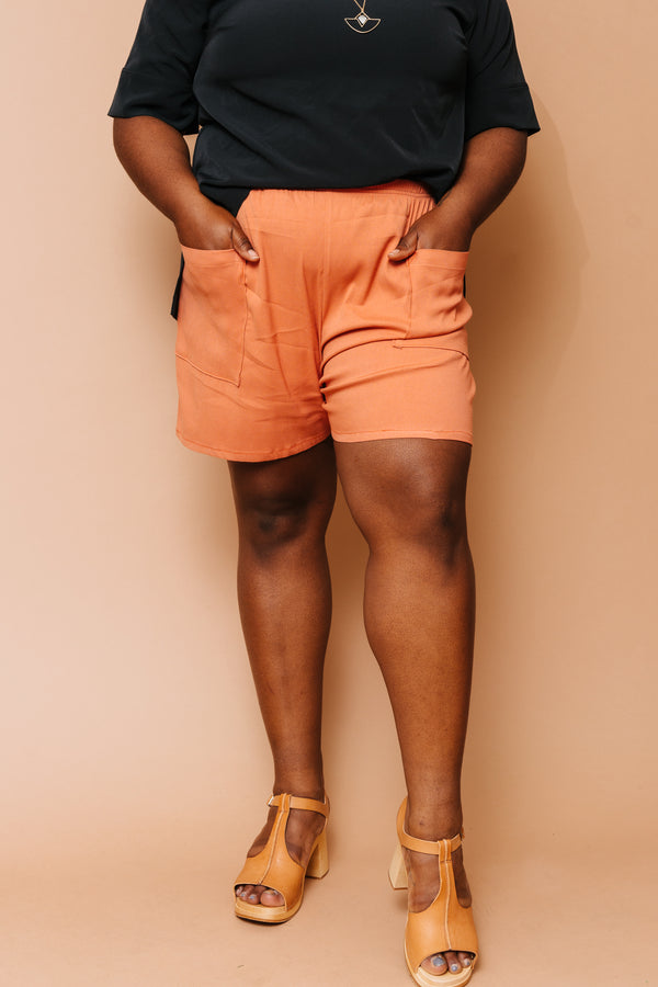Apricot Pocket Shorts +