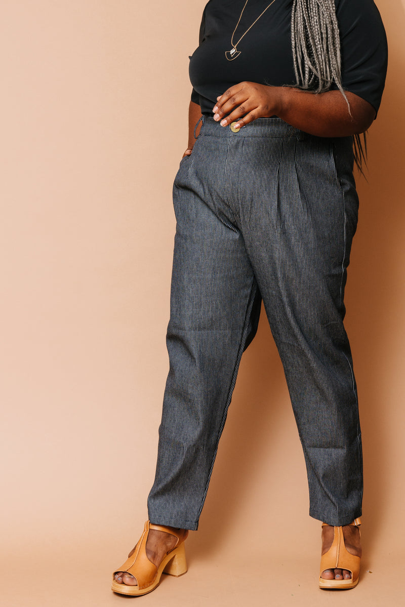 Railroad Denim Perfect Pants