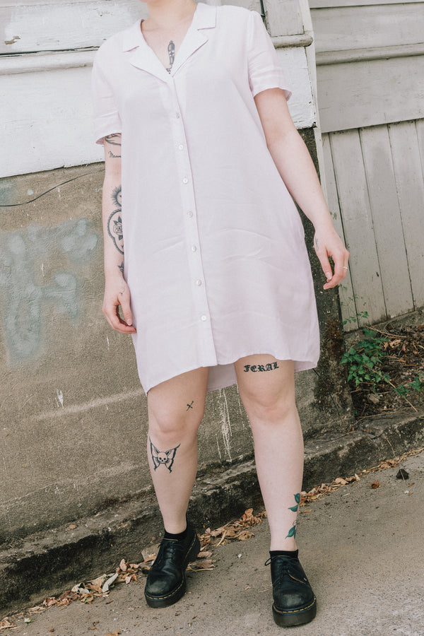 PRE-SALE Gerty Dress in Lavender