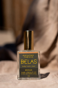 Bronze Everywhere Fragrance Spray