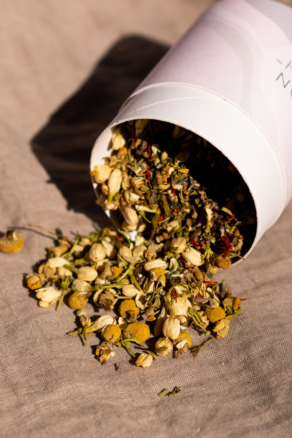 Lunar Botanical Bath Teas