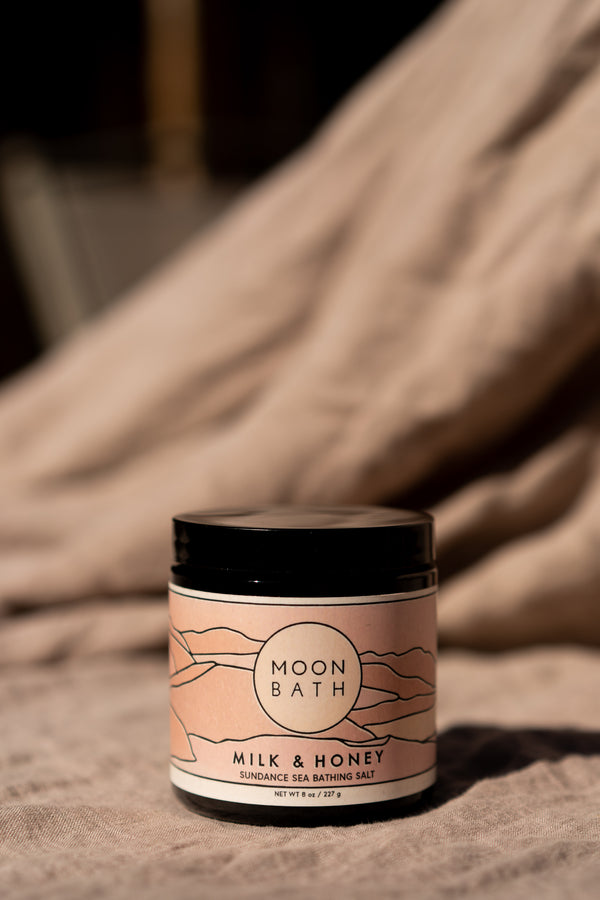 Milk & Honey Bath Salts