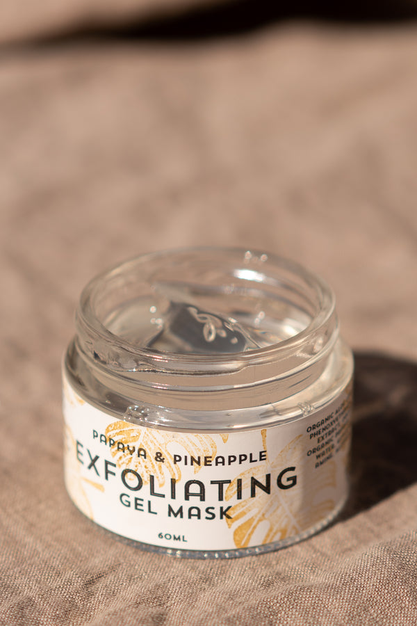 Exfoliating Gel Mask