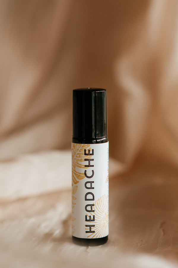 'Headache' Aromatherapy Oil
