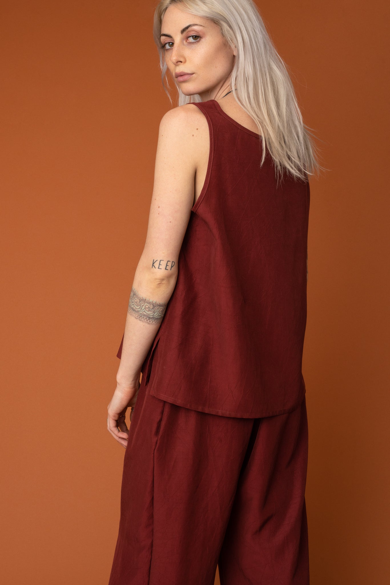 Tempernillo Basic Tank Top