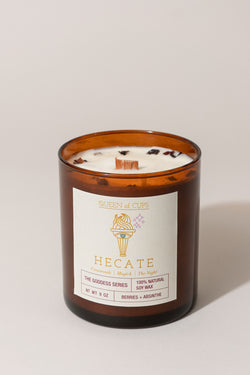Hecate Candle- Berries + Absinthe