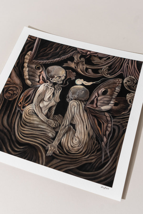 Death Faeries Print